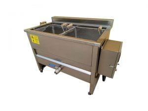 frame type deep fryer for sale