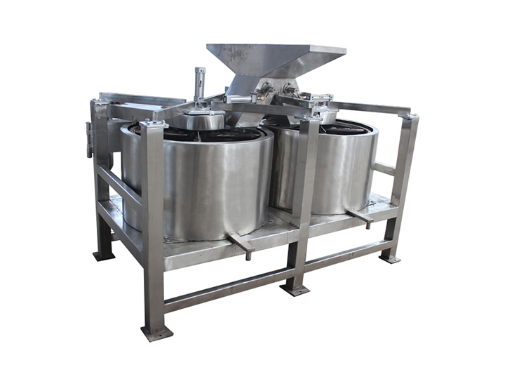 full automatic deoiling dewatering machine for sale