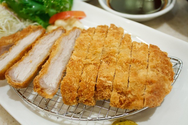 fried fish steak