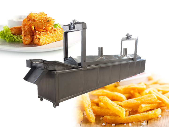 commercial food fryer machine