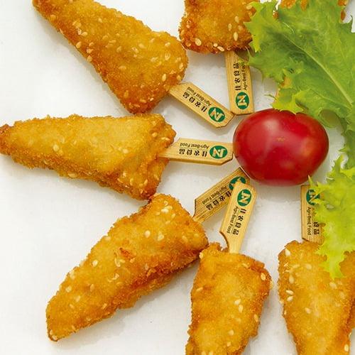 fried chicken fillets