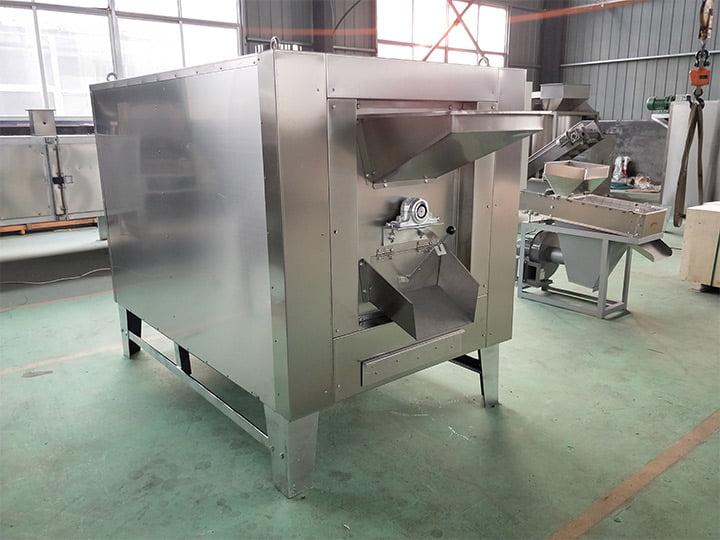 commercial peanut roaster machine