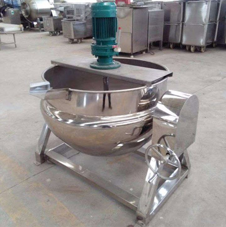jacketed cooker