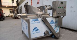 batch fryer machine for sale