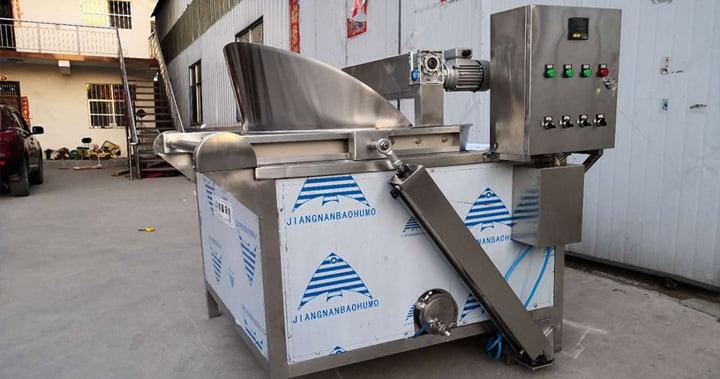 batch fryer machine for sale
