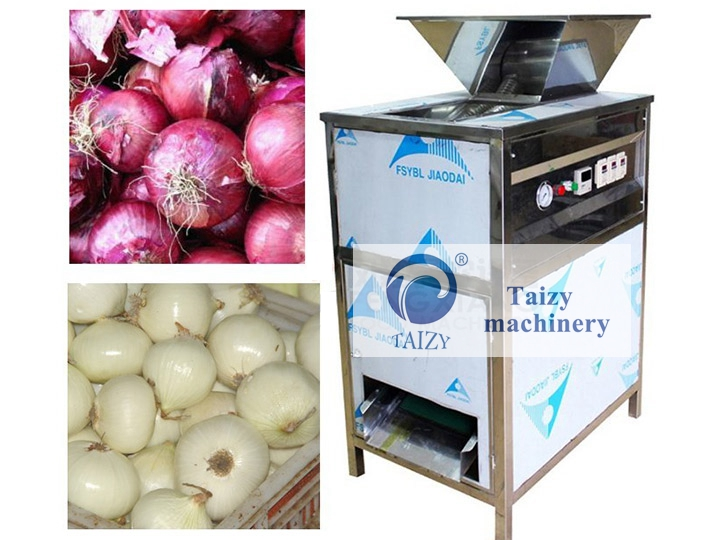 small onion peeling machine for sale