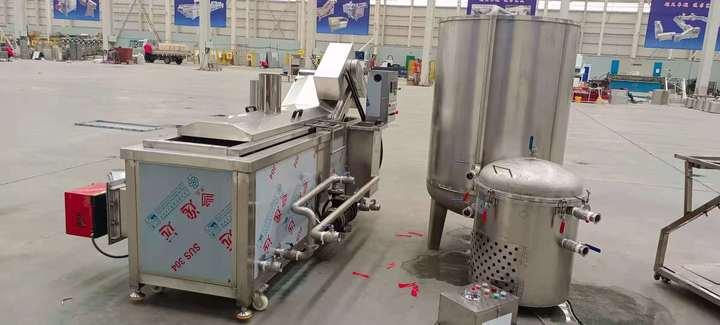 Taizy fryer machine for sale